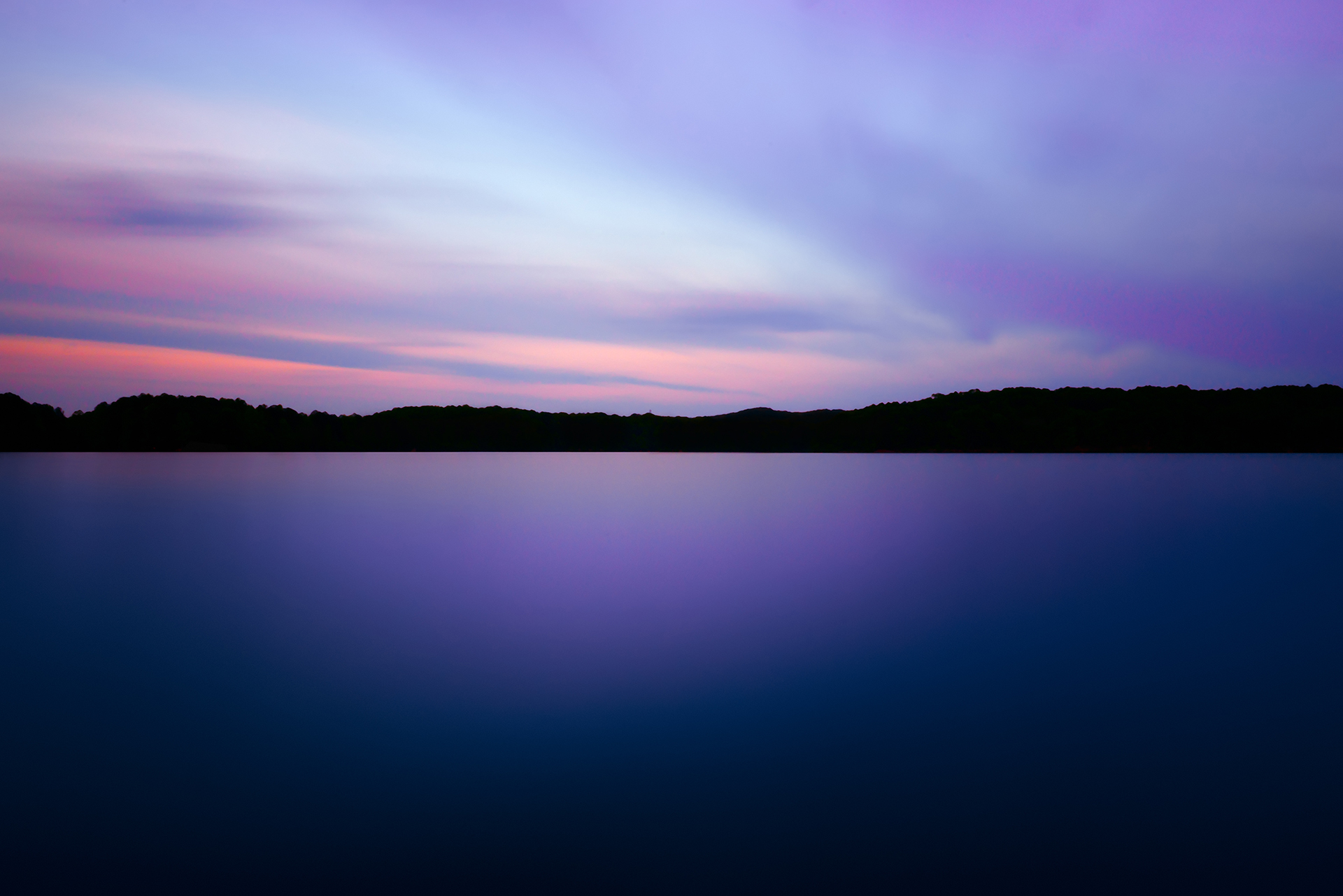 Sweetwater Creek State Park - Purple Smooth