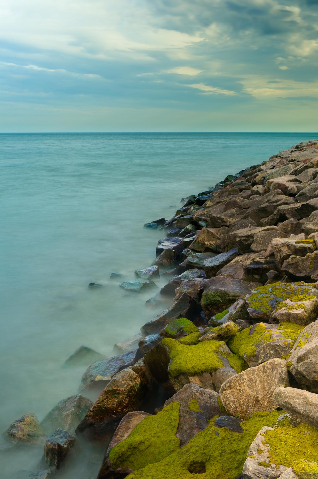Lake Michigan - Open The Light