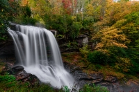 Autumn at Dry Falls 2