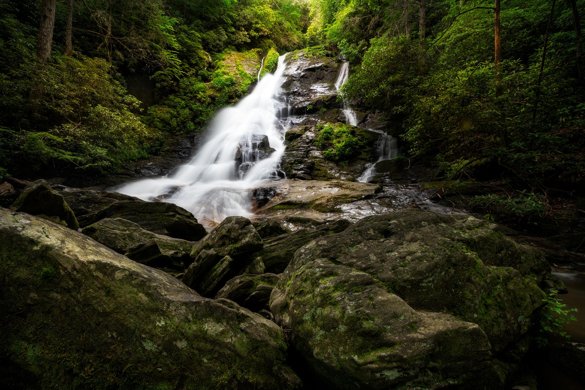 High Shoals Falls 1