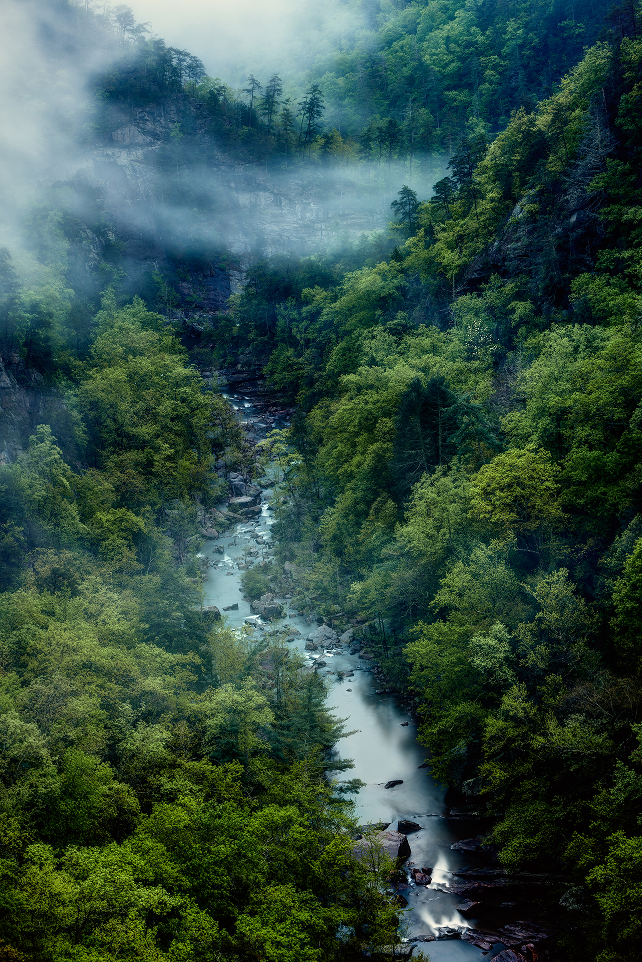 Tallulah Gorge State Park - Magic of the Gorge